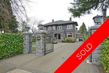 Shaughnessy House for sale:  4 bedroom 6,394 sq.ft. (Listed 2015-12-07)