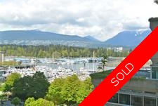 Coal Harbour Condo for sale:  2 bedroom 1,264 sq.ft. (Listed 2017-07-26)